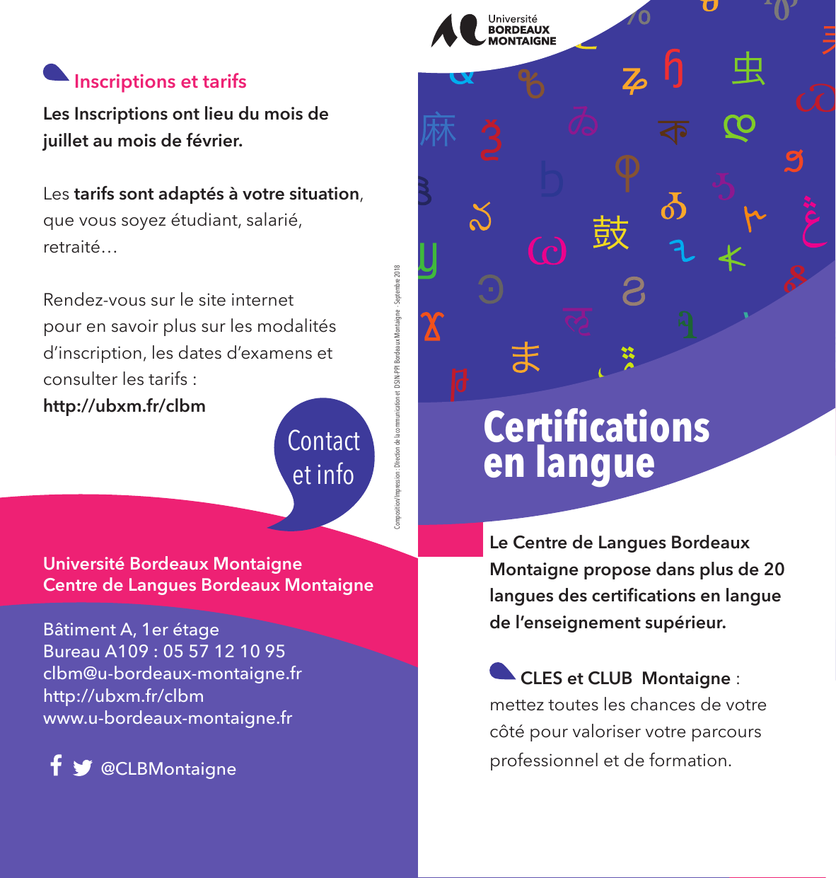 certification club montaigne