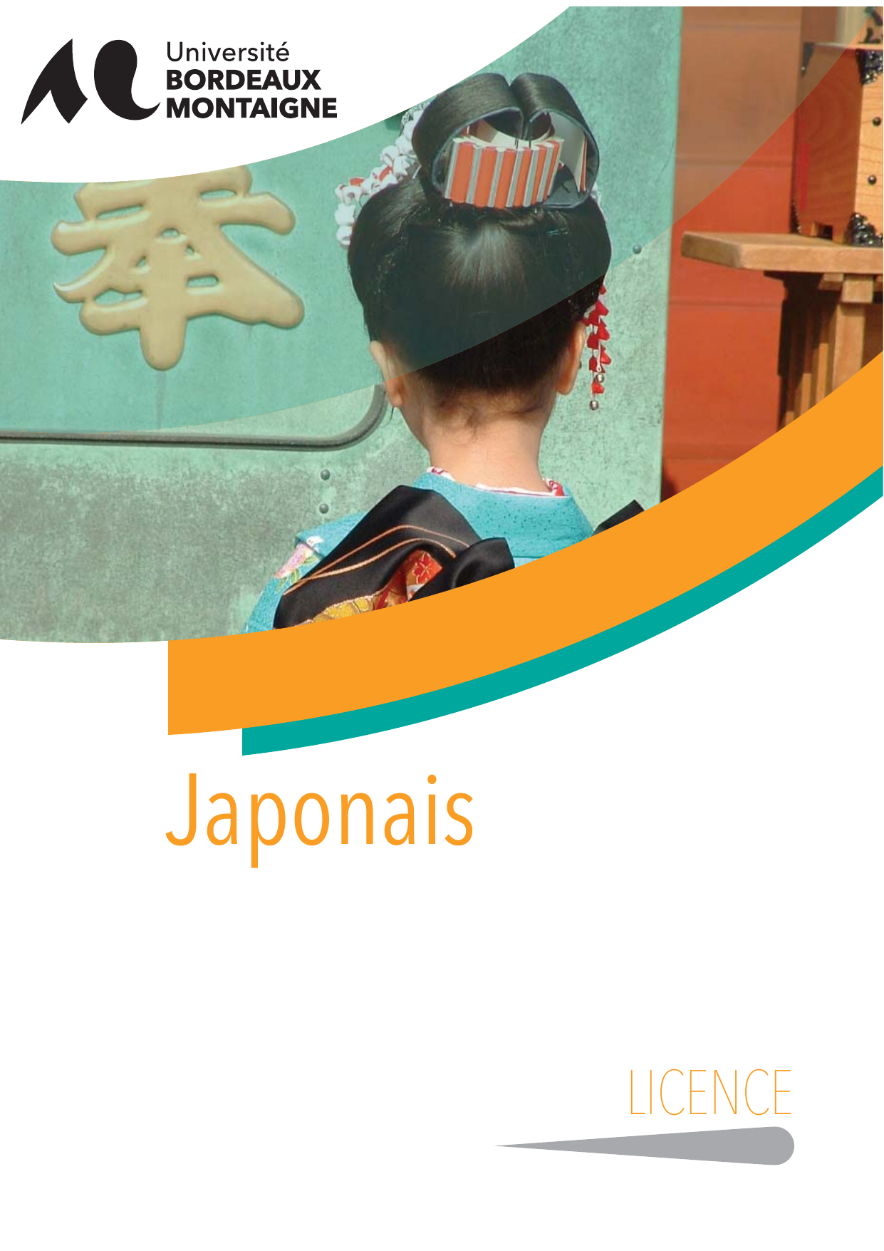 licence 3 japonais