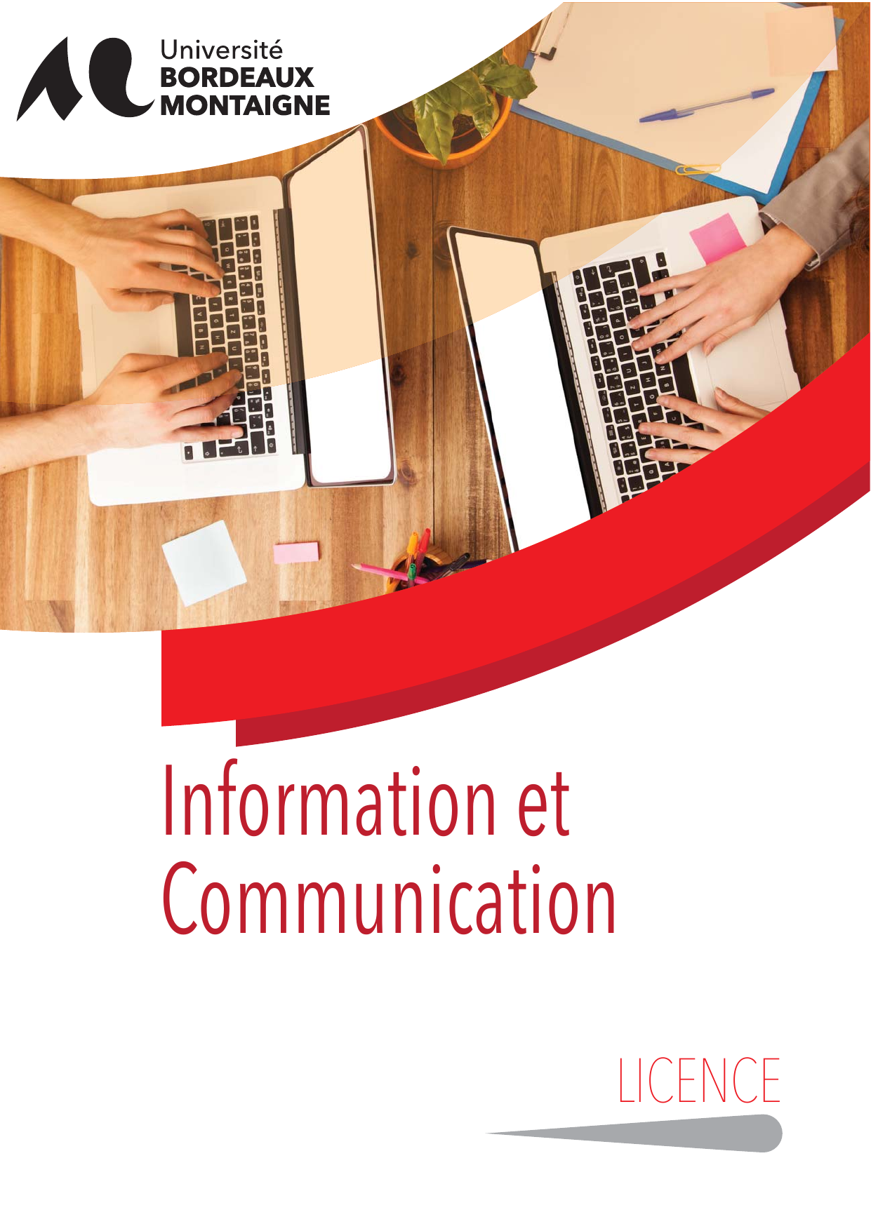 licence sciences de l u0026 39 information et de la communication